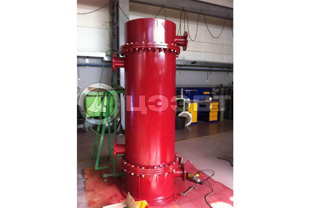 Маслоохладитель МП-65 Рис.1